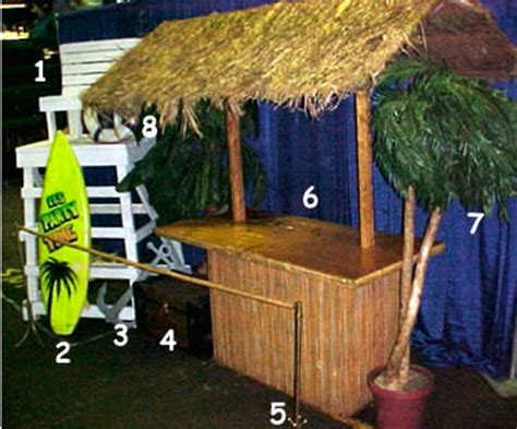 boat supplies newport beach ca tiki hut yellow thatched party time rental
