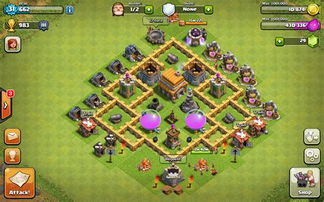 coc layout defense th5 coc th5 best defense myideasbedroom com