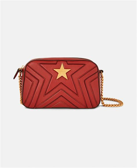 Stella Mccartney Saddle Bag by Stella Small Shoulder Bag Stella Mccartney