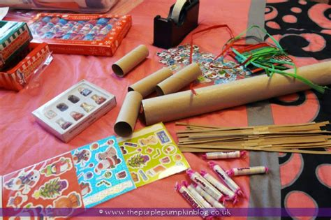 handmade christmas crackers 187 the purple pumpkin blog