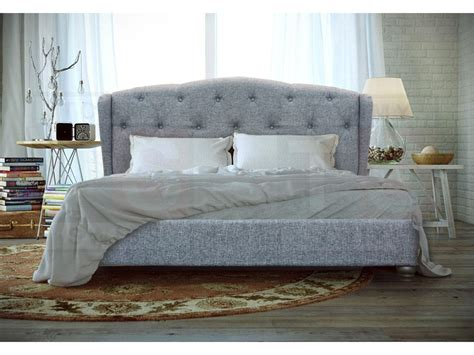 fabric bed frame queen queen size upholstered fabric bed frame french provincial