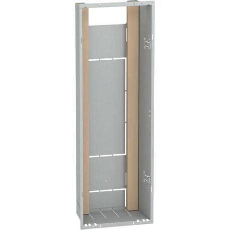 coffret electrique 855 schneider r9h13284 bac d encastrement resi9 13 modules