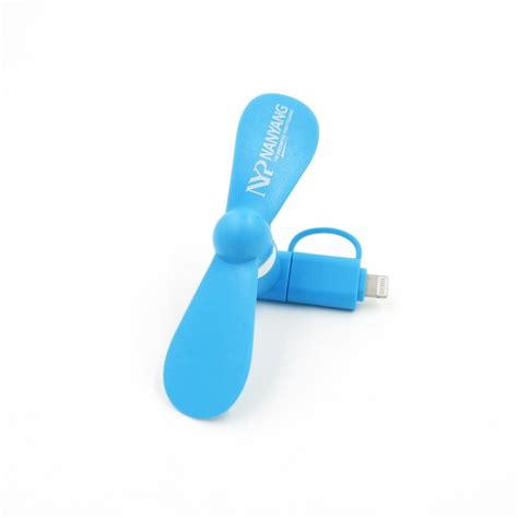 usb fan for phone customised usb phone fan corporate gifts singapore