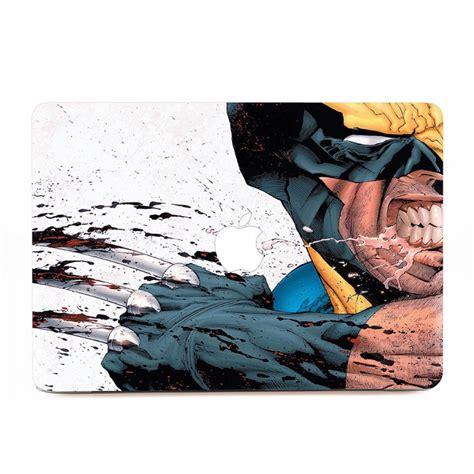 Macbook Pro Skin Aufkleber by Wolverine Macbook Skin Aufkleber