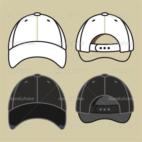 12 baseball hat design template images baseball cap