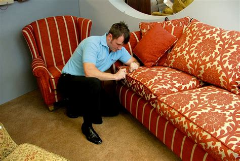 sofa fabric repair homeserve furniture repairs