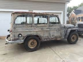 Jeep Station Wagon 1963 Jeep Willy S Station Wagon For Sale Photos