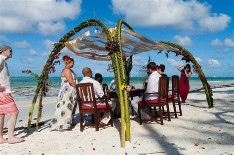 Wedding Ceremony In Zanzibar by Shadows Of Africa The Best Safari Travel Agency