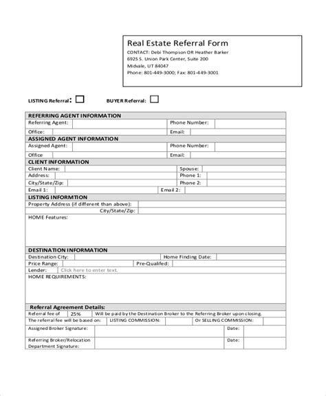 Quit Claim Deed Form Utah Cool Utah Living Trust Forms With Quit Claim Deed Form Utah Perfect Free Real Estate Referral Form Template
