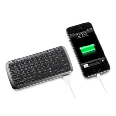 Power Bank Bluetooth mini bluetooth keyboard with 5000mah power bank