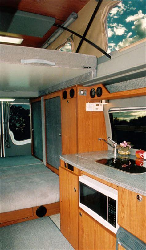 sportsmobile custom camper vans sprinter rb