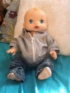 Twin baby alive doll