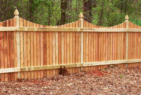 How to build a wooden picket fence ehow com