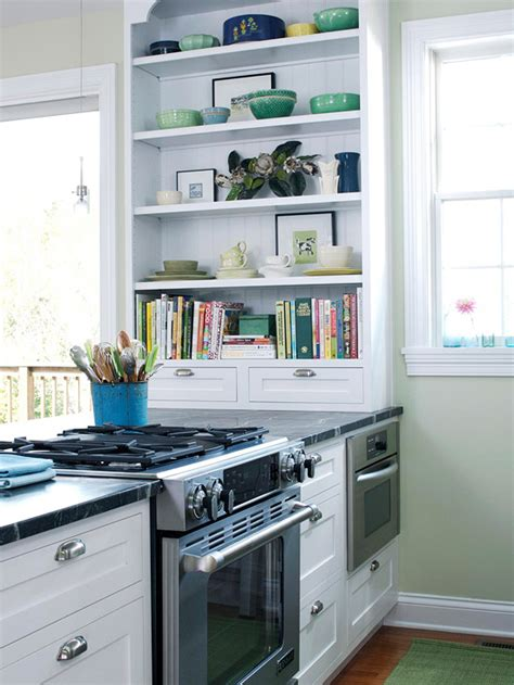kitchen bookcase ideas kitchen wall storage afreakatheart