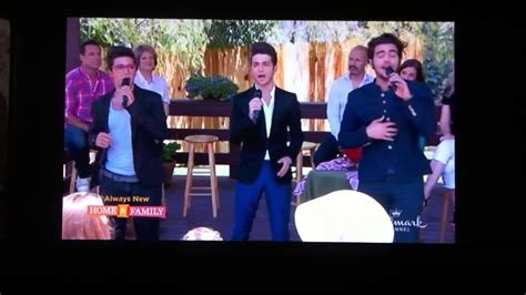 il volo beautiful day on home family tv show