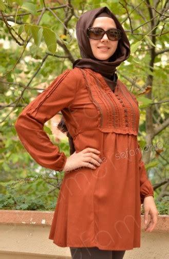 Tunik Mutif 146 Size sultan kombin tunik 146 01 kiremit