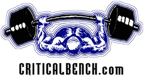 critical bench pdf blog archives