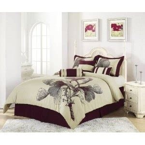 another comforter here s another 7 piece comforter set option with a large