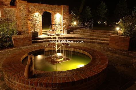 Underwater Landscape Lighting Hunza Pond Lite Light Ideas International Ltd