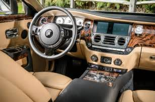 Interior Of A Rolls Royce Rolls Royce Ghost Interior Autocar