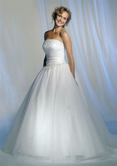 White Bridal Dresses by The White Wedding Dress Cherry