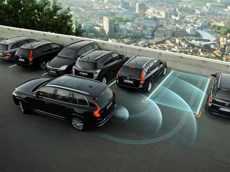 the all new volvo xc90 park assist pilot extremetech