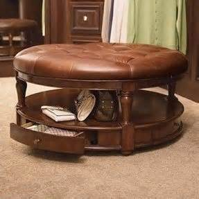 round ottoman coffee table upholstered round upholstered ottoman coffee table foter