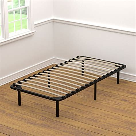 extra long twin bed frame handy living wood slat bed frame extra long twin home
