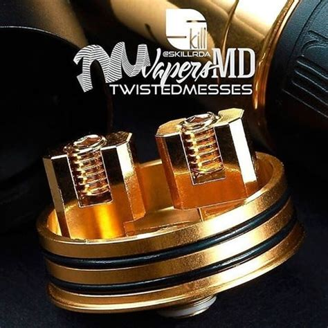 Tm Skill Authentic the skill rda by twisted messes authentic out of stock