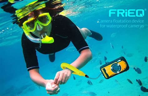 Absee Waterproof Floating For Gopro Xiaomi Yi Bl waterproof wrist lanyard float for xiaomi yi
