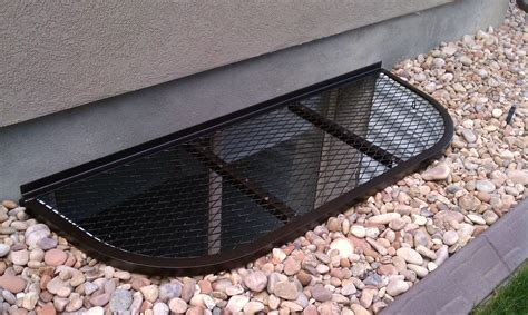 window well covers by henry - Metal Grate Window Well Covers