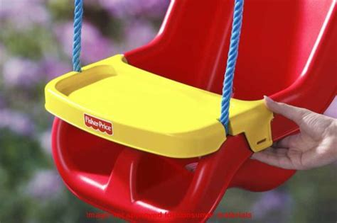 fisher price red swing fisher price infant to toddler swing in red new free