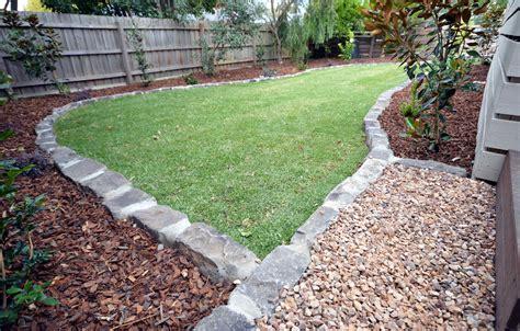 Bluestone Garden Edging Bluestone Edging Supreme Green Landscaping Supreme