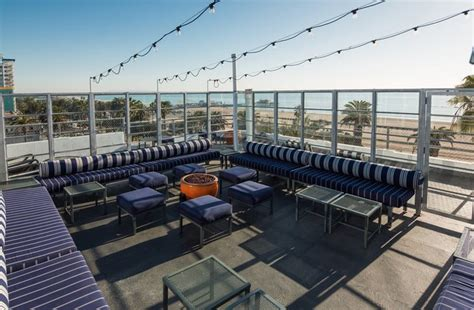 top 10 bars in santa monica the 10 best rooftop bars in los angeles discotech the