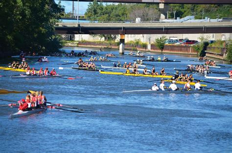 milwaukee river challenge rowers from across midwest compete during 2014 milwaukee