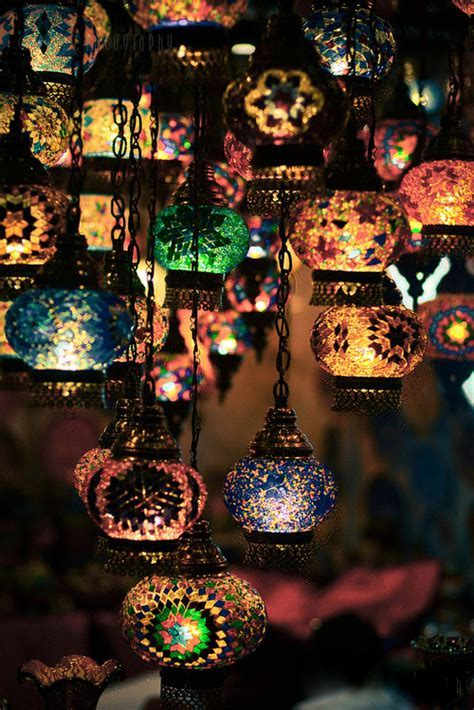Boho Indie Lanterns For Fall & Winter Pictures, Photos