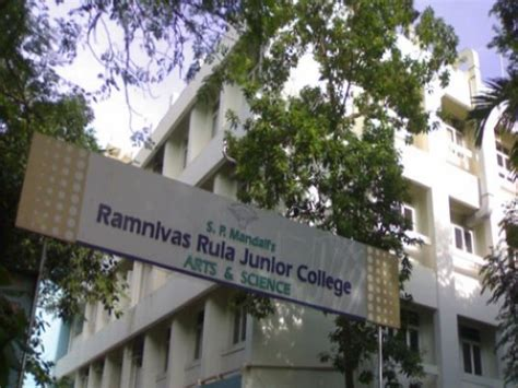 Mba In Clinical Research In Ruia College by Ramnarain Ruia College Mumbai Images Photos