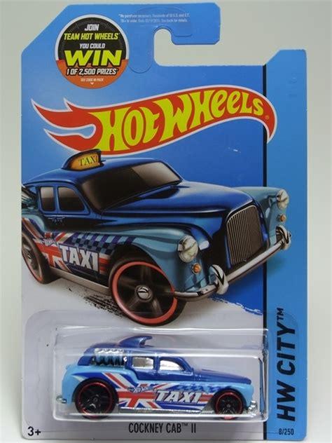 Hotwheels Cockney Cab Ii C 166 fx4 1958 1997 ミニカーと音楽と雑貨たち