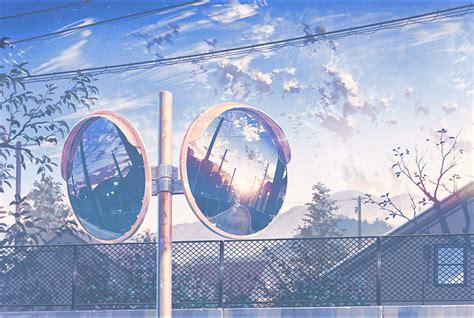 aesthetic anime wallpaper aquarius rising tumblr aesthetic pinterest