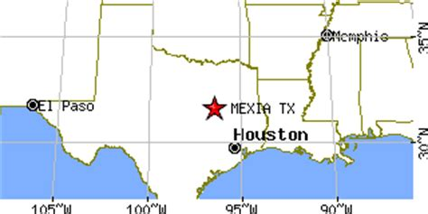 mexia texas map mexia texas tx population data races housing economy