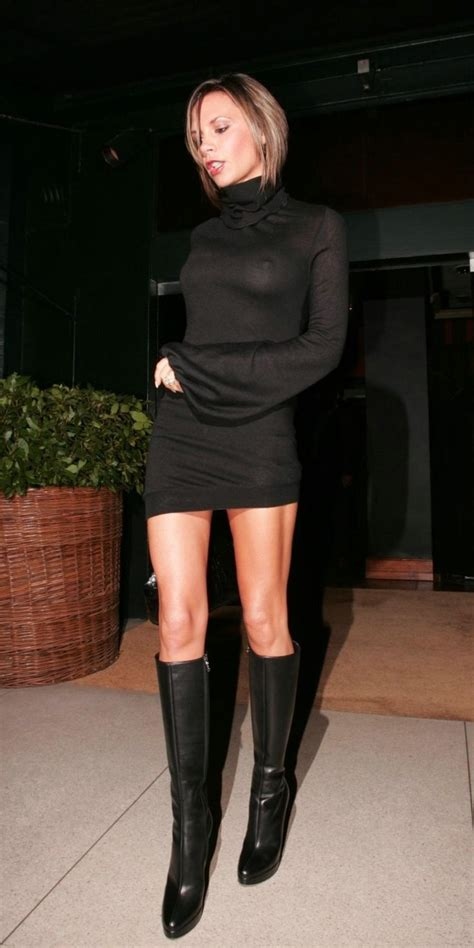 Posh Spice Is No Style Icon by Beckham Style Icon Still Posh Piercings