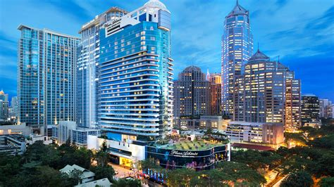 plaza athenee bangkok and the winner of the 3d2n weekend stay at plaza athenee