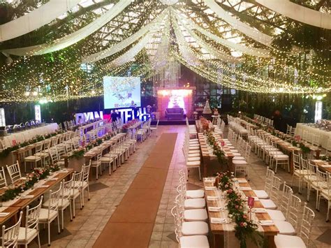 Garden Wedding Reception Venues Metro Manila   Garden Ftempo