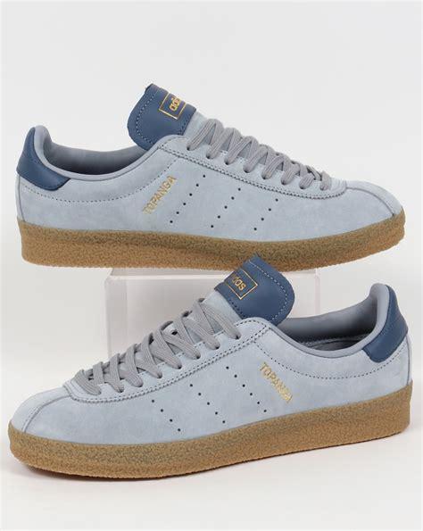 adidas topanga adidas topanga clean trainers light grey ink originals