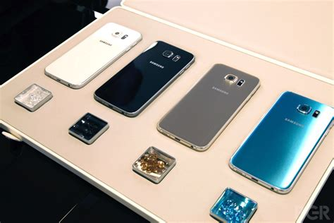 Samsung S6 New samsung galaxy s6 and galaxy s6 edge specs bgr