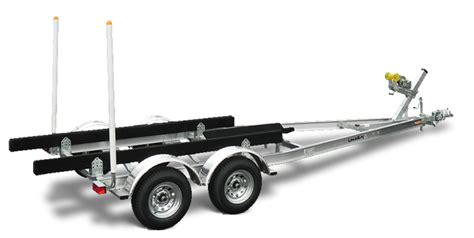 tandem aluminum boat trailer load rite as skiff tandem tri axle load rite trailers