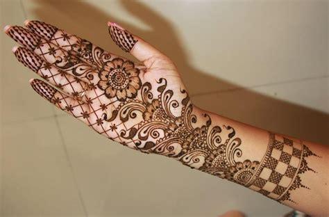 22 new henna designs makedes 22 simple henna mehndi front designs makedes