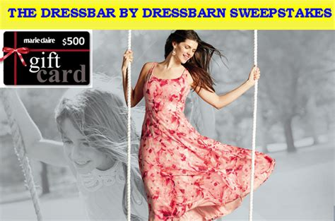 Dress Barn Gift Cards - marie claire win a 500 gift card from dressbarn by april giveawayus com