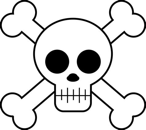 cartoon skull coloring page cute cartoon skulls clipart best