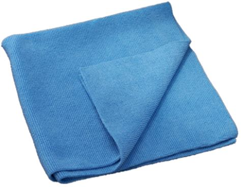 www gaun cloth image com nexday supply a50102e 14x14 quot microfibre cleaning cloth blue